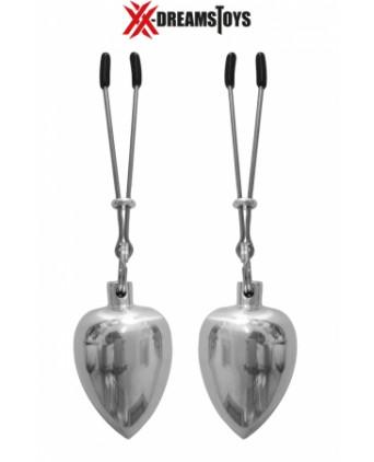 Pinces et poids aluminium 50g - Pinces, poids