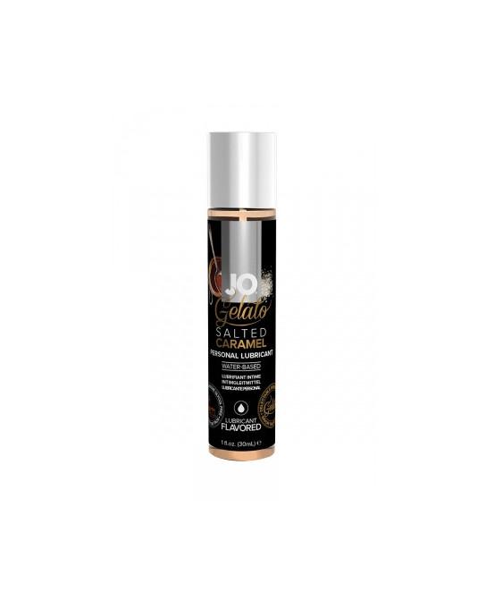 Lubrifiant aromatisé Caramel salé - 30ml - Lubrifiants base eau