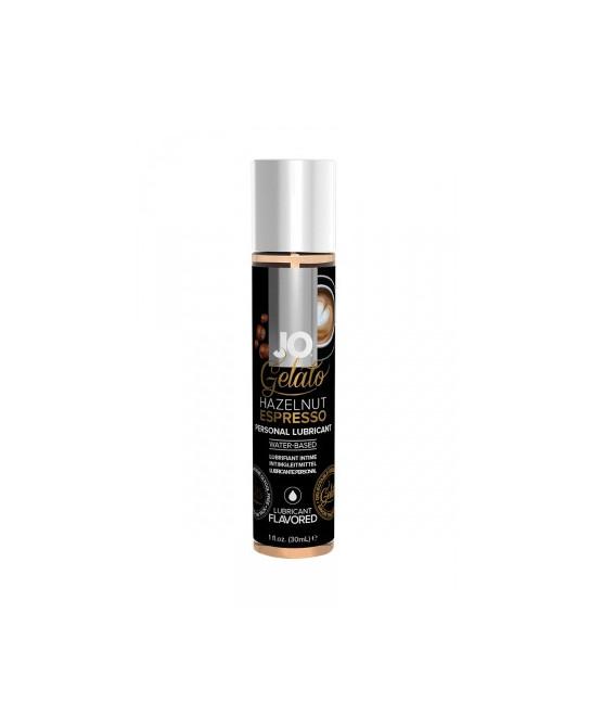 Lubrifiant aromatisé Café à la noisette - 30ml - Lubrifiants base eau