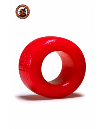 Balls-T Ballstretcher - rouge - Cock and Balls