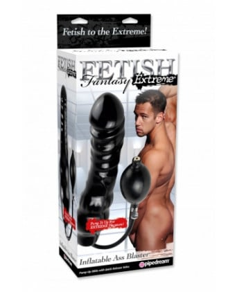 Gode gonflable Inflatable Ass Blaster - Plugs , anus pickets