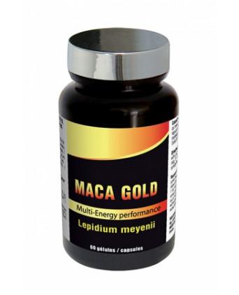 Maca Gold (60 gélules) - Aphrodisiaques homme