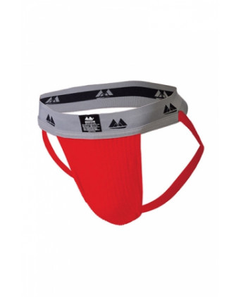Jockstrap Adult Supporter rouge - MM - Jock Strap