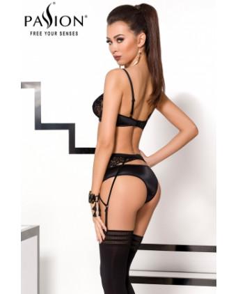 Ensemble Tonya - lingerie à jarretelles - Ensembles sexy