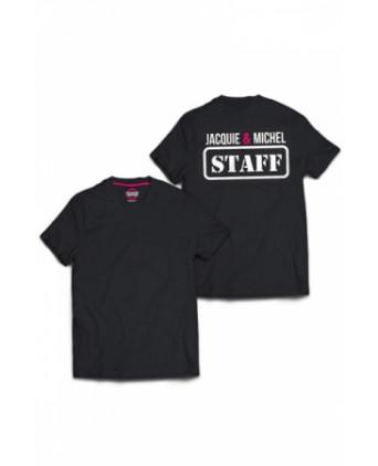 Tee-shirt J&M Staff (dos) - T-Shirts J&M