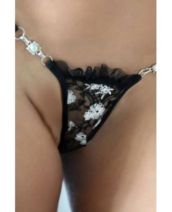 Micro string Froufrou - Dessous Sexy