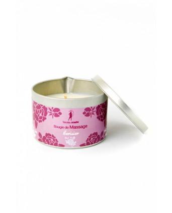 Bougie de massage Fleur de cerisier - Massages érotiques