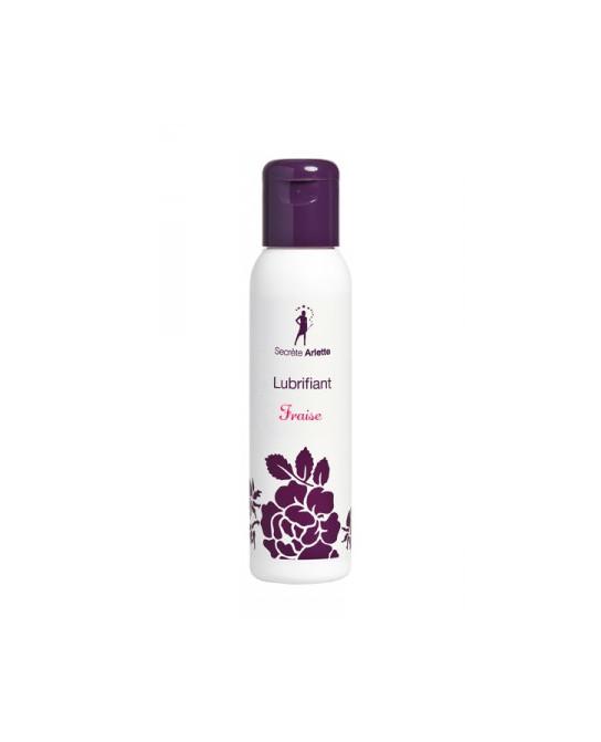 Lubrifiant parfum Fraise - Lubrifiants base eau