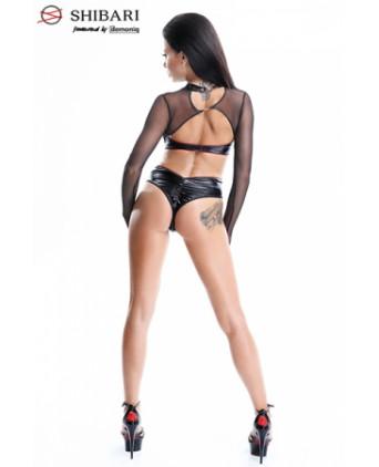 Body Aimi - Lingerie vinyle femme