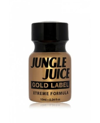Poppers jungle juice gold label 10ml - Poppers