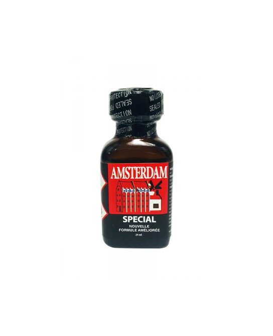 Poppers amsterdam special 24 ml - Poppers