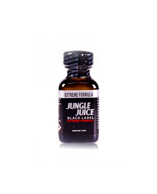 Poppers jungle juice black label 24ml - Poppers