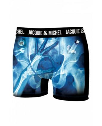 Boxer Jacquie et Michel Rayon X - Boxers Homme