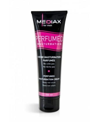 Crème de masturbation parfumée - Mediax - Crêmes de masturbation