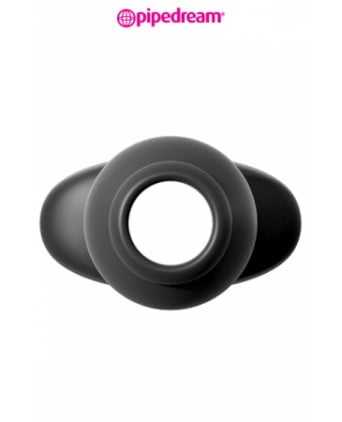 Open Wide Tunnel Plug - XL - Plugs , anus pickets