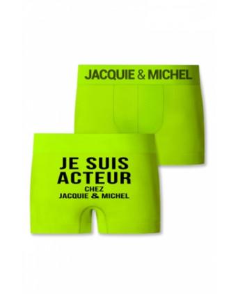 Boxer J&M Acteur - Jacquie et Michel