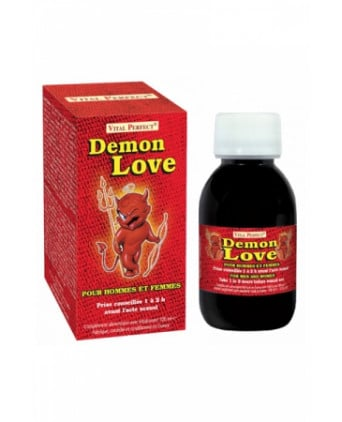 Demon Love - 100 ml - Aphrodisiaques couple