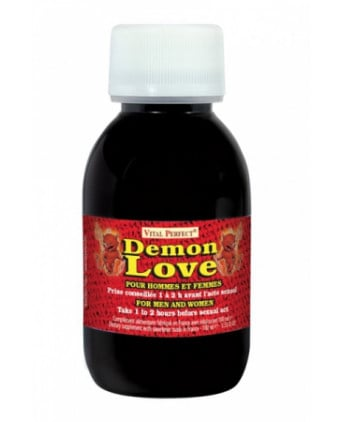 Demon Love - 100 ml - Aphrodisiaques couple