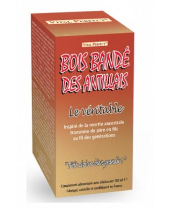 Bois bandé des Antillais - 100 ml - Aphrodisiaques couple
