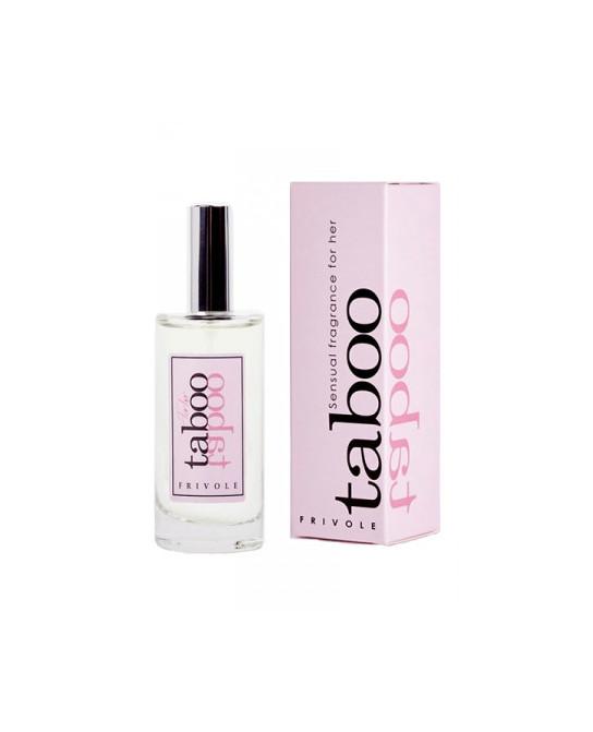 Parfum d'attirance Taboo Frivole - Aphrodisiaques femme