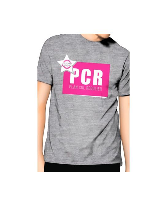 Tee-Shirt J&M PCR - gris - T-Shirts J&M
