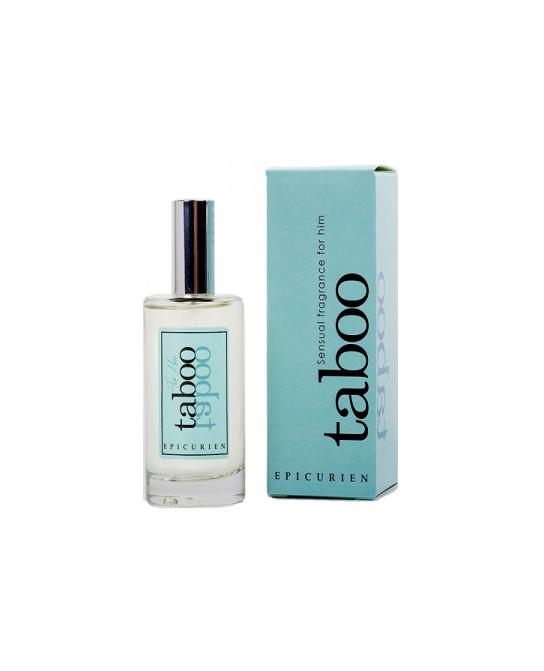 Parfum d'attirance Taboo Epicurien - Aphrodisiaques homme