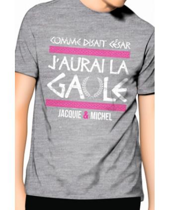 Tee-Shirt J&M j'aurai la Gaule - gris - T-Shirts J&M