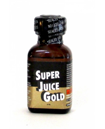 Poppers Super Juice gold 24ml - Poppers