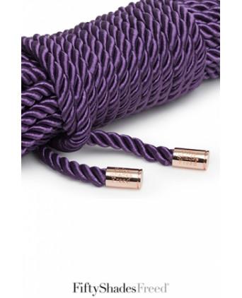 Corde de bondage 10m - Fifty Shades Freed - Attaches, contraintes